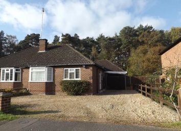 Thumbnail 3 bed bungalow for sale in Fleet, Hampshire