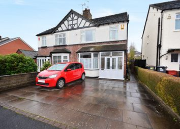 Thumbnail 3 bed semi-detached house for sale in St. Georges Avenue, Wolstanton, Newcastle