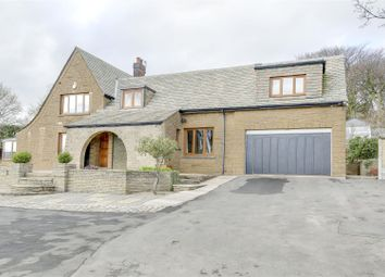 Thumbnail 5 bedroom detached house for sale in Greens Lane, Off Todmorden Road, Bacup, Lancashire