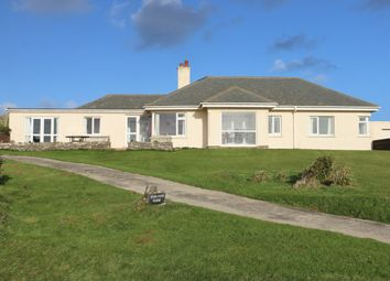 Thumbnail 5 bedroom detached bungalow for sale in Mawgan Porth, Mawgan Porth