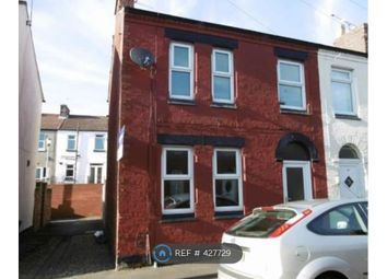 Thumbnail 3 bed end terrace house to rent in Lancaster Avenue, Wallasey