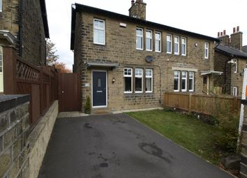 Thumbnail 3 bedroom semi-detached house for sale in Woodside Road, Huddersfield