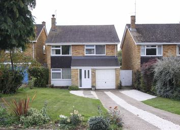 Thumbnail 4 bed detached house for sale in Dacre Crescent, Kimpton, Hertfordshire