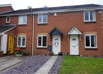 Thumbnail 2 bed terraced house for sale in Gaunts Close, Portishead