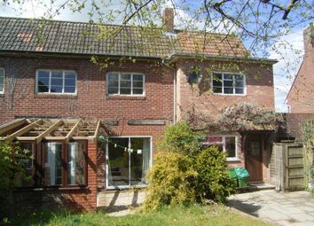 Thumbnail 3 bed semi-detached house to rent in Moores Place, Hungerford, 0Js.