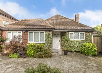 Thumbnail 3 bed detached bungalow for sale in Ashley Walk, Mill Hill, London