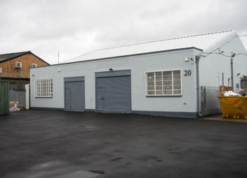 Thumbnail Warehouse for sale in Ripple Road, Barking