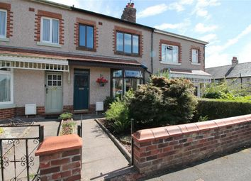 Thumbnail 3 bed terraced house for sale in 4 Croft Avenue, Penrith, Cumbria