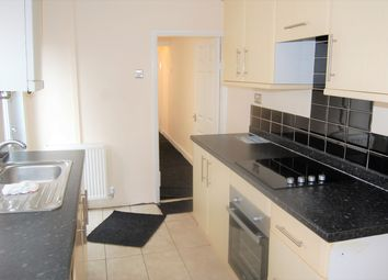 Thumbnail 2 bed terraced house to rent in Byrkley St, Burton On Trent