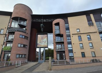 Thumbnail 2 bed flat for sale in Handel Place, New Gorbals
