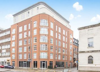 Thumbnail 3 bed flat for sale in Blenheim Court, Church Street, Leicester