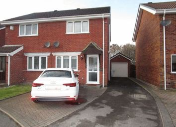 Thumbnail 2 bedroom semi-detached house to rent in Hatfield Gardens, Bournemouth