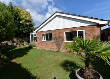 Thumbnail 2 bed detached bungalow for sale in Branksome Close, New Milton