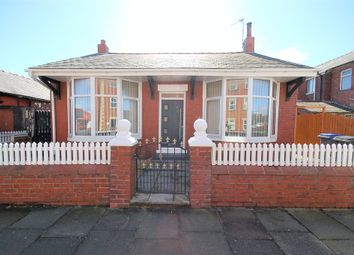Thumbnail 2 bed detached bungalow for sale in Harcourt Road, Blackpool