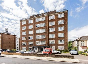Thumbnail 3 bed flat to rent in Leigham Court Road, London