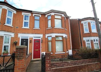 Thumbnail 3 bed semi-detached house for sale in Sherrington Road, Ipswich, Suffolk