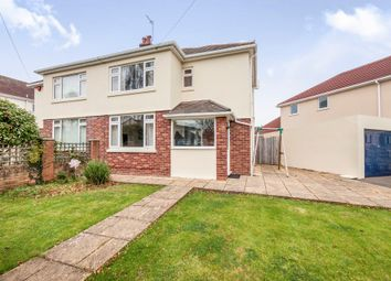Thumbnail 3 bed semi-detached house for sale in Cadewell Park Road, Torquay