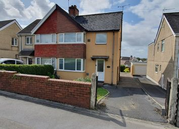 3 bed semi-detached house for sale in Pontardulais Road, Cadle, Swansea SA5