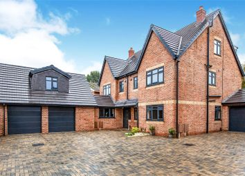 Thumbnail 5 bed semi-detached house for sale in Evelyn Gardens, Taplow, Maidenhead