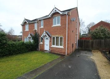 Thumbnail 3 bed semi-detached house for sale in Rannoch Drive, Nuneaton