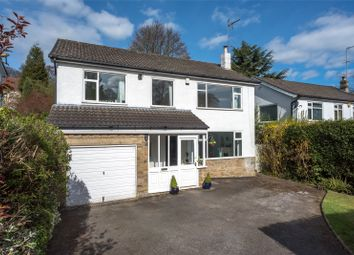 Thumbnail 4 bedroom detached house for sale in Elmete Grove, Leeds, West Yorkshire