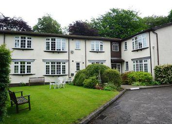 Thumbnail 1 bed flat for sale in Macnair Mews, Church Lane, Marple, Stockport