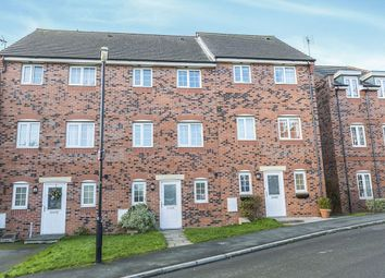 Thumbnail 4 bedroom terraced house for sale in Wesham Park Drive, Wesham, Preston