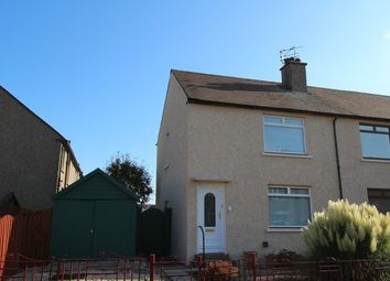 Thumbnail 2 bed end terrace house for sale in 9 Douglas Avenue, Grangemouth