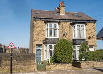 Thumbnail 4 bedroom semi-detached house for sale in Junction Road, Sheffield