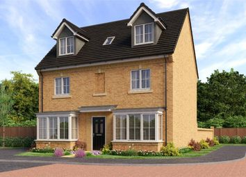 "Thumbnail 5 bed detached house for sale in ""London"" at Aberford Road, Wakefield"