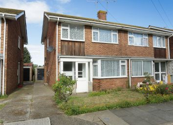 Thumbnail 3 bed semi-detached house to rent in Thorn Gardens, Ramsgate