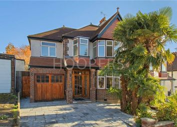 Thumbnail 5 bed semi-detached house for sale in Hillcrest Gardens, London