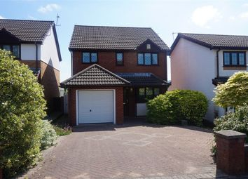 Thumbnail 3 bed detached house for sale in Magnolia Drive, Blackwood, Caerphilly