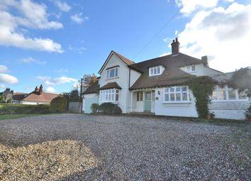 Thumbnail 4 bed detached house for sale in Wicken Road, Newport, Saffron Walden