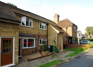 Thumbnail 2 bedroom maisonette to rent in Hall Close, Camberley