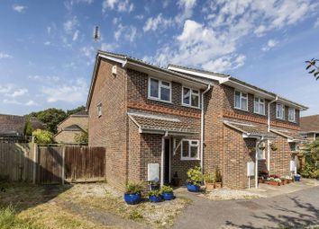 Thumbnail 2 bed terraced house for sale in Blackcap Close, Rowland's Castle