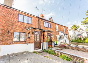Thumbnail 2 bed terraced house for sale in London Road, Abridge, Romford