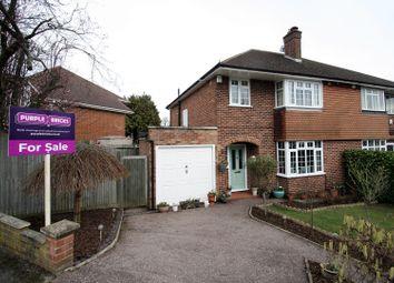 Thumbnail 3 bed semi-detached house for sale in Enstone Road, Uxbridge
