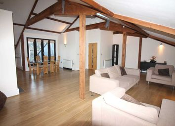 Thumbnail 2 bedroom penthouse to rent in Fisher Green, Honley, Holmfirth