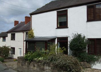 Thumbnail 2 bed property to rent in Ivy Cottage, Summerhill, Wrexham