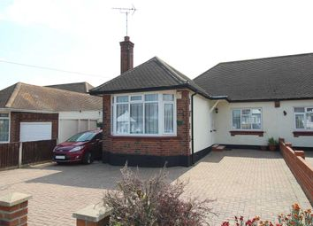 Thumbnail 3 bed bungalow for sale in Somerton Avenue, Westcliff-On-Sea