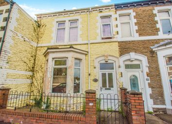 Thumbnail 4 bed terraced house for sale in Walker Road, Cardiff