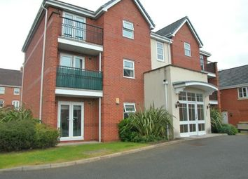 Thumbnail 2 bed flat for sale in Millfield, Neston, Cheshire