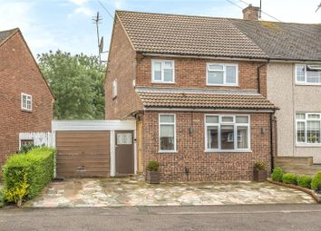 Thumbnail 3 bed end terrace house for sale in Ashburnham Drive, Watford