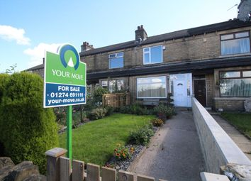 Thumbnail 3 bed terraced house for sale in Beacon Road, Wibsey, Bradford