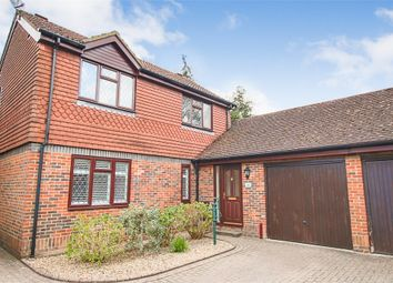 Thumbnail 3 bed link-detached house for sale in Glebelands, Crawley Down, West Sussex
