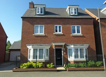 Thumbnail 4 bed detached house for sale in Lace Lane, Buckingham
