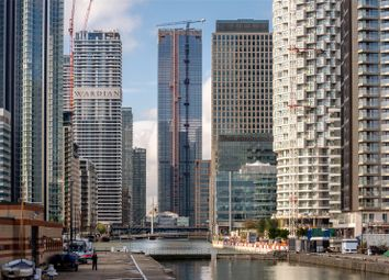 2 bed flat for sale in The Wardian, West Tower, Canary Wharf, London E14