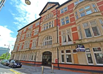 Thumbnail 2 bed flat to rent in Kings Court, 6 High Street, Newport