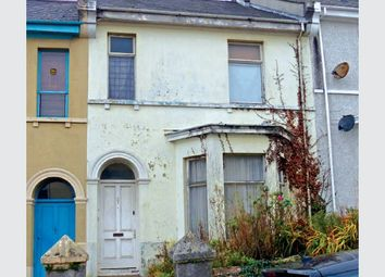 Thumbnail 3 bedroom terraced house for sale in Channel View Terrace, Plymouth